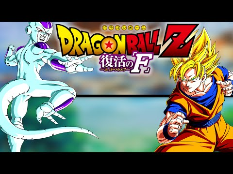 Dragon Ball Z: Resurrection 'F' Movie   Review Better Than Battle of Gods?