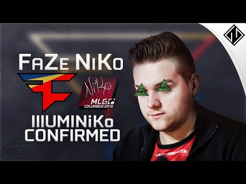 FaZe NiKo??? - TOP SECRET CIA FOOTAGE (IllumiNaTo Confirmed)