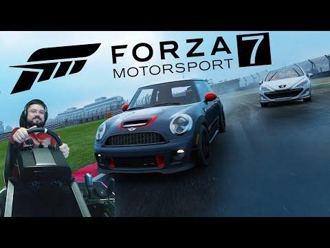 Forza Motorsport 7 - новая карьера - хот хэтчи