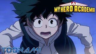 Mes capacités actuelles (ep.5)   My Hero Academia   Toonami