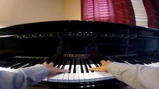 主観映像で見るショパンのピアノ・ソロ演奏