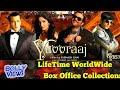 Salman Khan YUVVRAAJ 2008 Bollywood Movie LifeTime WorldWide Box Office Collection Hit or Flop