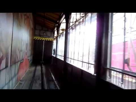 Spookhuis Ghosthouse Drouwenerzand Attractiepark 2014 Onride POV