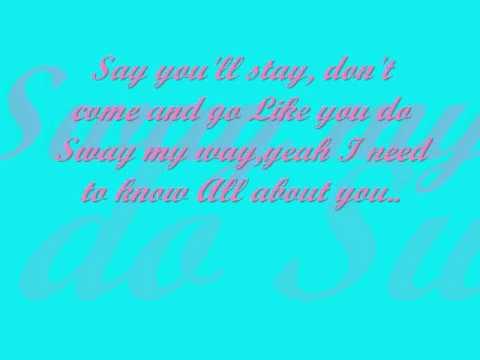Bic Runga Sway with lyrics