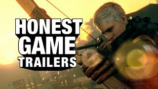 METAL GEAR SURVIVE (Honest Game Trailers)  from Smosh Games