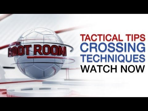 FIFA 13 Tips | Crossing Techniques To Score More Goals | The Boot Room 07/05/2013