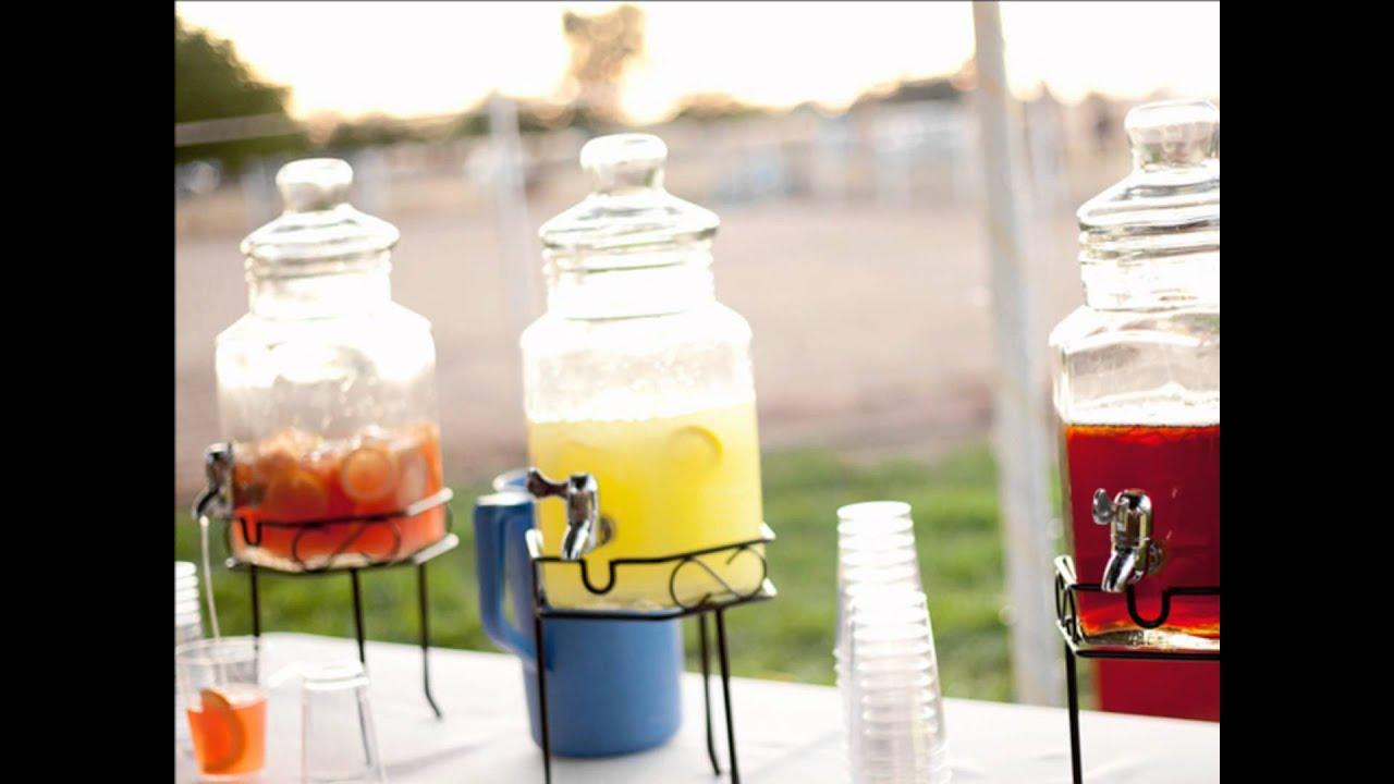 Simple, Unique Backyard Wedding Ideas - YouTube