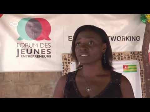 Reciclaje en Togo: una impresora 3D hecha de basura electrónica | Global 3000