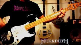 Watch Megadeth Dawn Patrol video