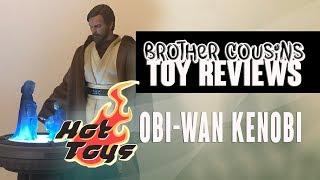 Hot Toys Obi-Wan Kenobi Review - Revenge of the Sith