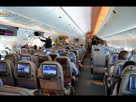 Peshawar Airport Pakistan To Dubai Uae By Emirates B 777 video