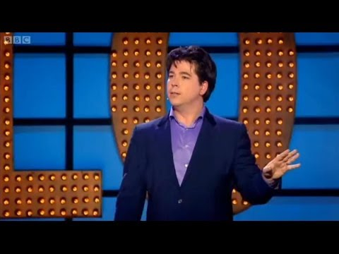 Michael McIntyre on condiments - Live at the Apollo - BBC