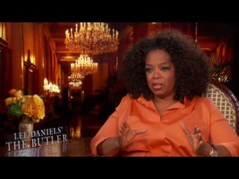 Oprah talks about The Butler and her Dance moves w/ BlackTree TV