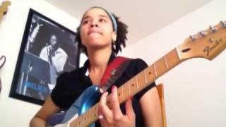 Tye Tribbett-Same God (Guitar Cover)