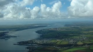 Download Milford Haven waterway, river Claddeau  & the islands November 2005 3Gp Mp4