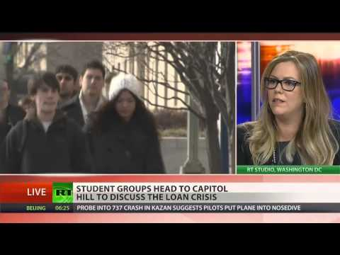 Students lobby Congress for lower student debt