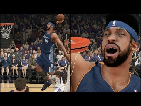 NBA 2k14 MyCAREER PS4 Gameplay - The Charlotte Lobcats Starting to Dominate the NBA