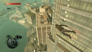 Prototype 2 - The Floor is Lava Achievement Guide