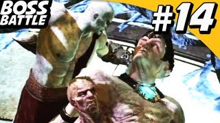 God of War 4 Ascension Walkthrough - BOSS Fight Oracle