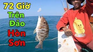 Lâm Vlog - 72 Giờ Trên Đảo Hòn Sơn   72H Trên Đảo Hòn Sơn
