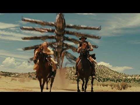 'Cowboys and Aliens' Trailer 2 HD