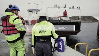 Underwater construction work | Inspections with the Blueye Pioneer underwater drone