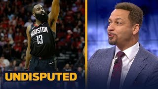 Is James Harden a better offensive player than MJ? Chris Broussard gives his take | NBA | UNDISPUTED
