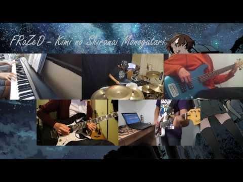 Supercell - Kimi No Shiranai Monogatari (off Vocal) - Band Edition By FRaZeD