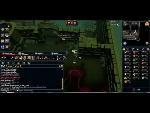 Runescape 1-99 Constitution Guide