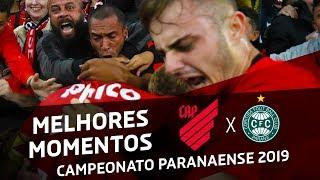 Athletico Paranaense 1 (7) x (6) 1 Coritiba | MELHORES MOMENTOS