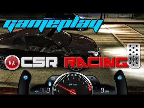 Gameplay   CSR Racing Super Juego De Autos En Español