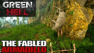 THE FABLED ARMADILLO | Green Hell | Let's Play Gameplay | S01E22