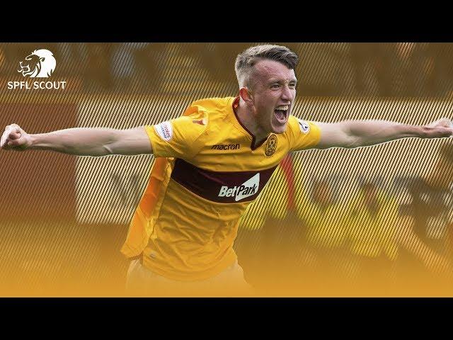 David Turnbull - Motherwell  Goals amp Assists 201819