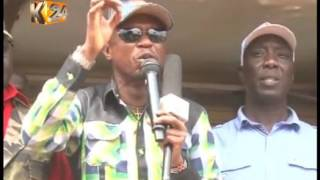 Ababu, Kuria lead Jubilee campaigns in Busia