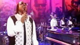 Stevie Wonder - Tomorrow Robins Will Sing (Live in London, 1995)