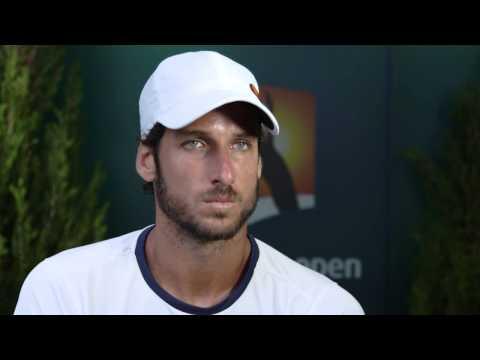 Feliciano Lopez interview - Australian Open 2015