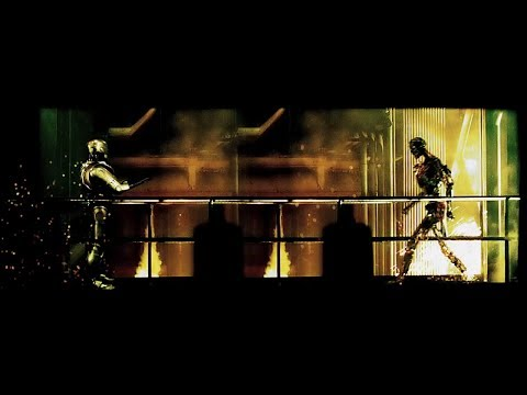 TERMINATOR VS ROBOCOP. EP1 EXTENDED CUT. OFFICIAL HD.REMASTERED.THE WAR BEGINS.AMDSFILMS