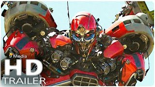 BUMBLEBEE Man And Machine Trailer (2018) Transformers Blockbuster Action Movie HD