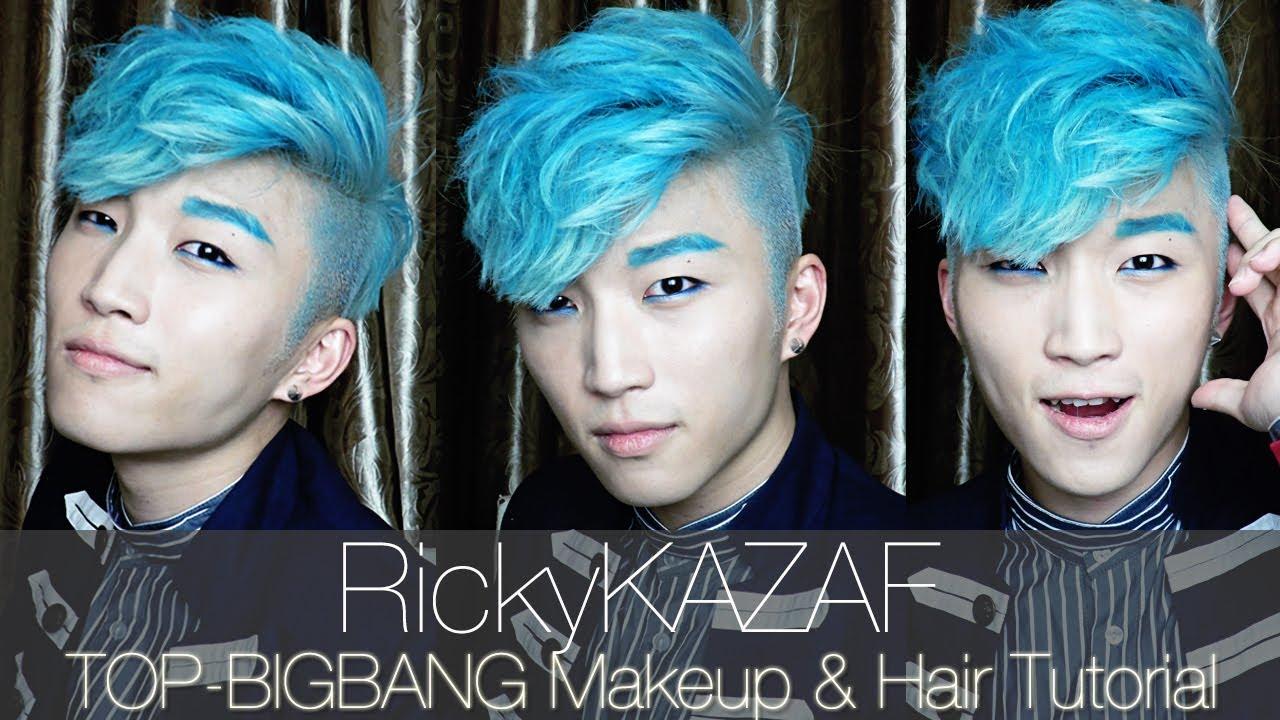 Bigbang GDragon Hairstyle Compilation PART1