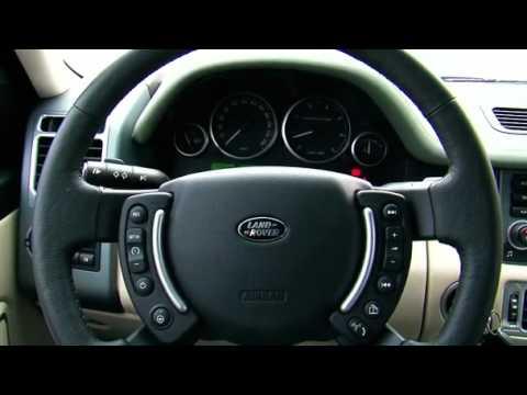 Тест драйв Range Rover 2009 (дни.ру)