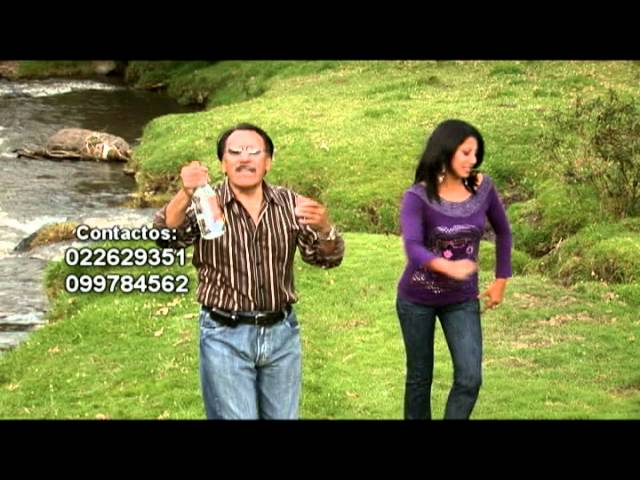 SAN JUAN-AGUA DE GUAYUSA (JORGE ROLANDO) EL GALAN ECUATORIANO