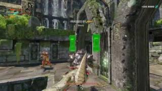 Quake Champions TDM Sorlag gameplay vs experienced players :)