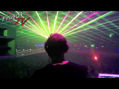 FRA909 Tv - RICHIE HAWTIN @ THE REVOLUTION TEN YEARS AT SPACE IBIZA