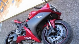 Used 2007 Yamaha R1 Motorcycle For Sale