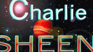 CHARLIE SHEEN Song feat. Rock Star from Mars - Hollywood Audio Performing