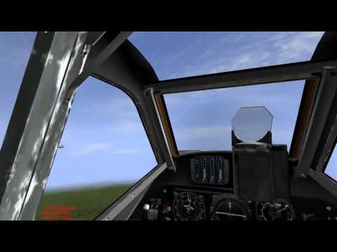 Let's Play IL-2 Sturmovik: Hardcore - [Ger Mission 17] The Umlauts Are Coming