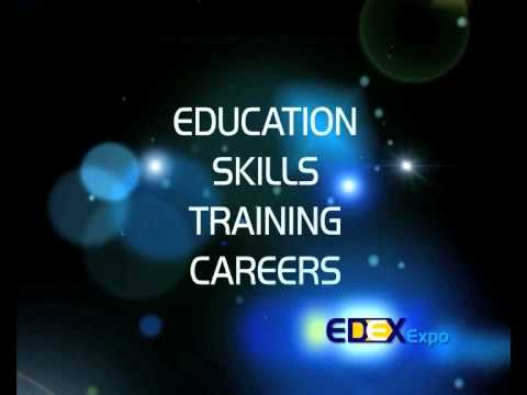 EDEX Expo 2012 - TV Commercial (English)
