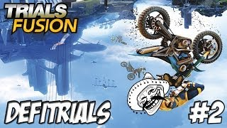 Le DéfiTrials : Chicken Run danse sur la piste / Trials Fusion #2