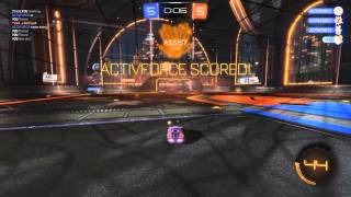 2v2 Rocket League Comeback, Down 5-1 With 48 Seconds Left
