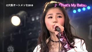 RIRI - 「きいてな!TV 2017 Vol.24」に登場 コメント&大阪オートメッセ2018でのライブ・ダイジェスト映像を公開 thm Music info Clip